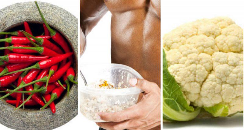 Campur Sumber Makanan Beralkali Dalam Menu Raya Anda