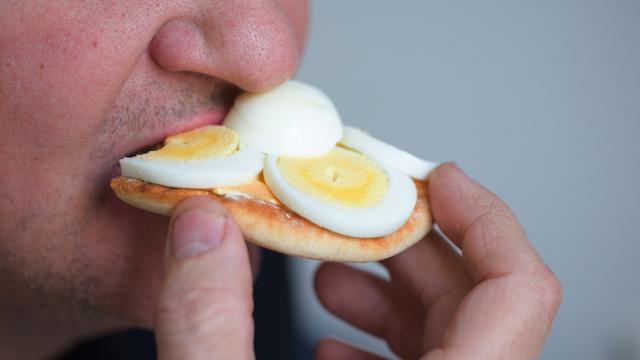 Apa Akan Berlaku Jika Anda Makan 3 Biji Telur Sehari?