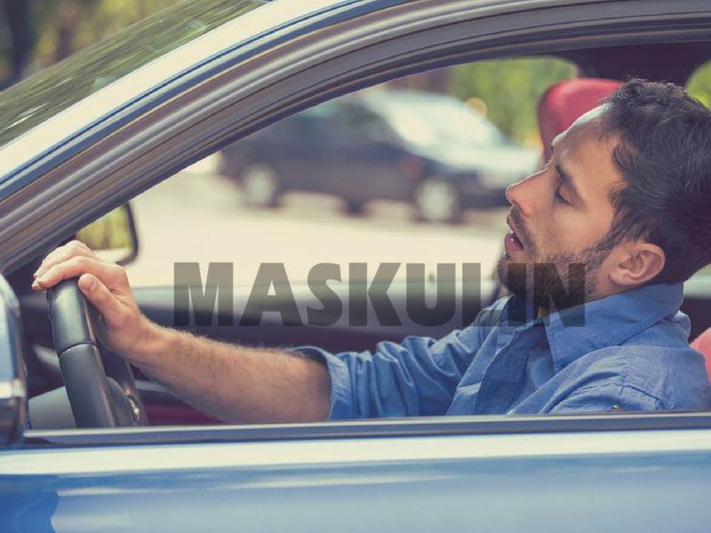 Bahaya 'Microsleep' Ketika Memandu Penyebab Kemalangan, Amalkan 6 Tip Ini & Moga Kita Selamat Sampai Ke Destinasi