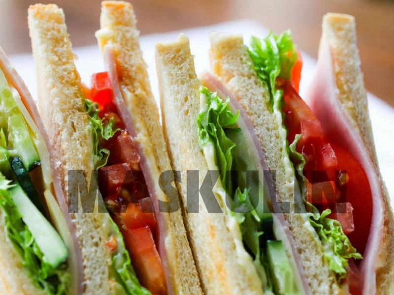 4 Sebab Kena Kurangkan Makan Roti Puasa Ini, Baru La Badan Fit Raya Nanti