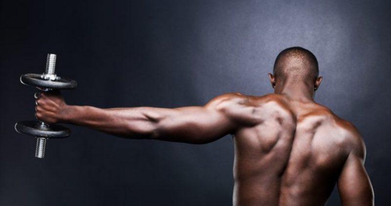 Muscular Endurance, Senaman 20 Minit Hanya Guna Dumbbell