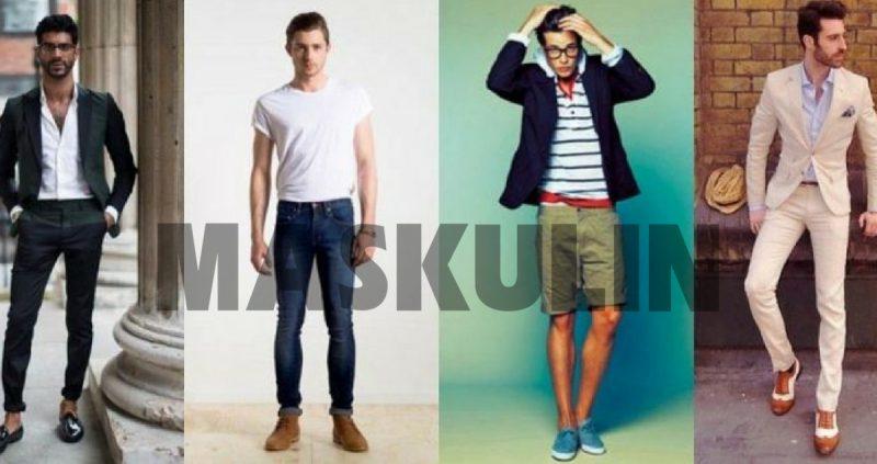 5 Tip Simple Buat Lelaki Kurus Berfesyen, Pasti Bergaya Dan Stylo Di Musim Raya!