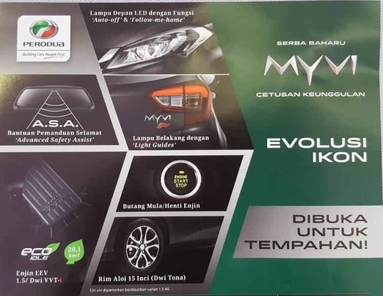 Perodua Myvi Vvt 1 3 - 12 Descargar