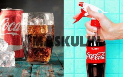 10 Trik Unik Air Minuman Coca-Cola Selain Hilangkan Dahaga, Mesti Korang Tak Pernah Terfikir Pun