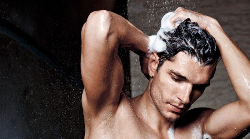 Jimat Masa Bersihkan Rambut Dengan Leave-In Conditioner