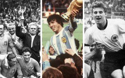 Ini Antara Negara Yang Pernah Menggenggam Piala Dunia. Tahun Ni Siapa Pula?