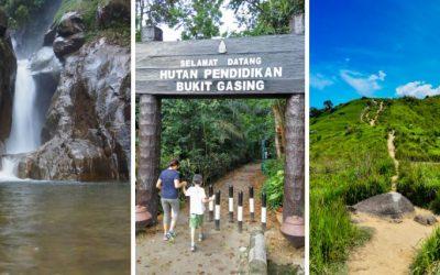 5 Pendakian Hujung Minggu, Tapi Sampai Puncak Mesti Penuh Dengan Orang Ramai