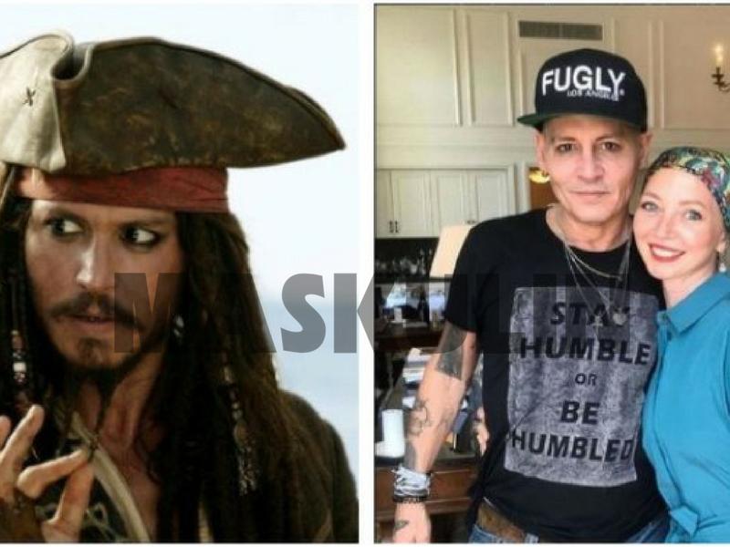 Berbezanya Sungguh Wajah Johnny Depp, Netizen Risau Tengok Fizikalnya Yang Kurus Dan Pucat