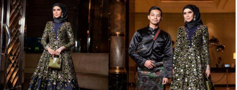 Ditegur Melaram Kalah Pengantin Ke Majlis Kahwin Anak Ziela Jalil, Ini Respon 'Win' Rozita Che Wan. Betul Jugak!