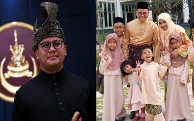 Usia 38 Tahun, Anak Enam, Ini Fakta Menarik Tentang Peribadi MB Baru Selangor Amirudin Shari