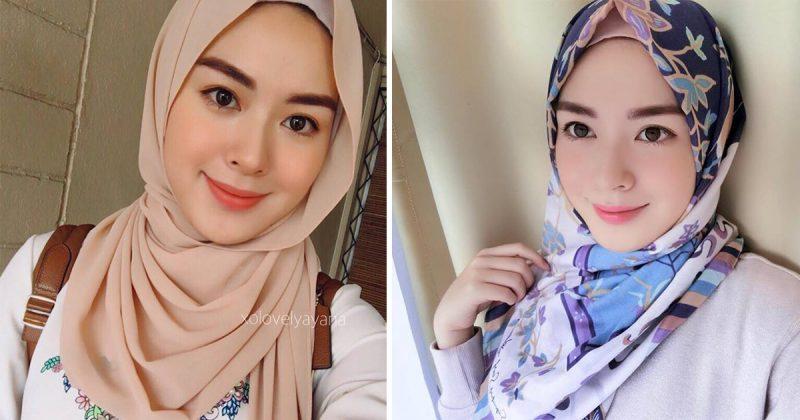 Ayana Moon, Muslimah Cantik Dari Korea, Kini Instafamous di Malaysia