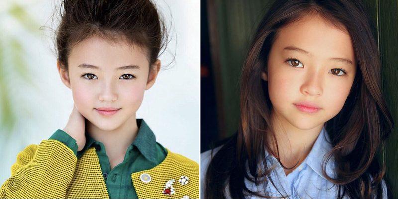 Usianya Lapan Tahun, Ella Digelar Budak Perempuan Paling Cantik Di Dunia