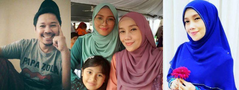 Abby Fana Flash Back Kisah 10 Tahun Dulu Pasal Siti Nordiana dan Ally Iskandar. Bikin Nana Nak Nangis