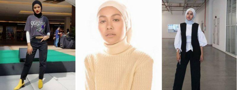 Fesyen Sentiasa Onz! Liyana Jasmay Turunkan Tip Nampak Bergaya Tak Kisah Jenama