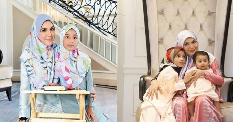 Anak Perempuan Warisi Sindrom Disleksia, Perkongsian Datin Shahida Tentang Ciri Anak Dengan Masalah Ini Cukup Berguna