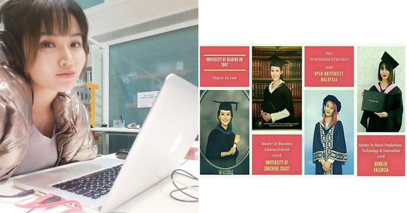 Ini Inspirasi Dr. Soo Wincci 'Gila Study' Sampai Miliki 4 Ijazah! 'Saya Tak Dilahirkan Cerdik & Punya Kehidupan Yang Baik'