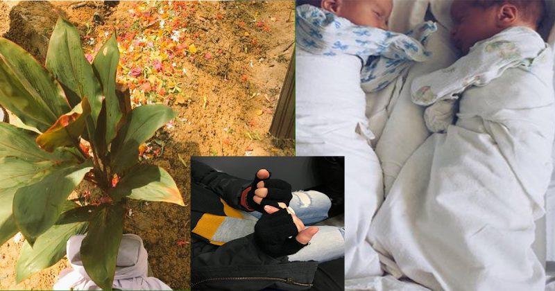 Teruskan Kehamilan Walau Disahkan Hidap Kanser Namun Isteri Meninggal Sehari Selepas Lahirkan Anak Kembar