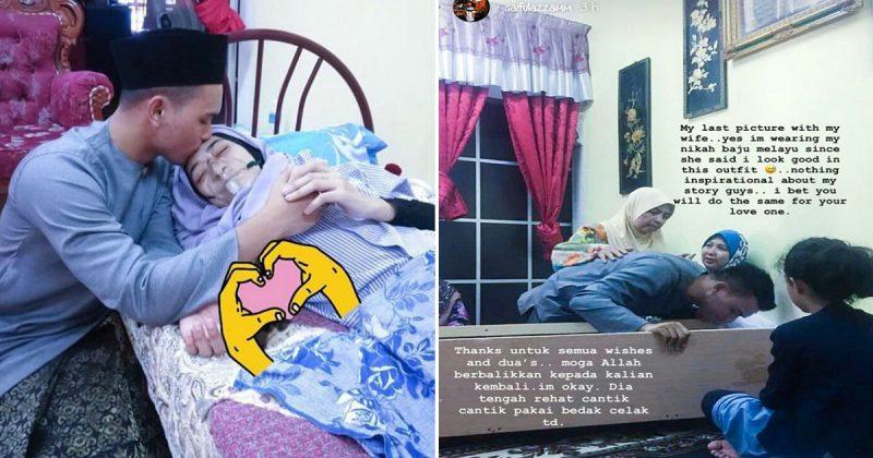 'Sebahagian Diri Saya Telah pergi, Dia Satu-satunya Cinta Saya…', Netizen Sebak Baca Luahan Saiful Azam Di IG Stories