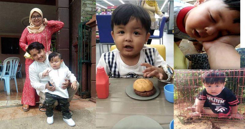Keletah Lucu Anas Curi Perhatian Netizen. Seronok Tengok Cara Bapa Ini Luang Masa Dengan Anak!