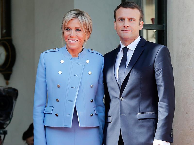 Kisah Cinta Unik Presiden Perancis, Kahwin Guru Sendiri Usia 65 Tahun!