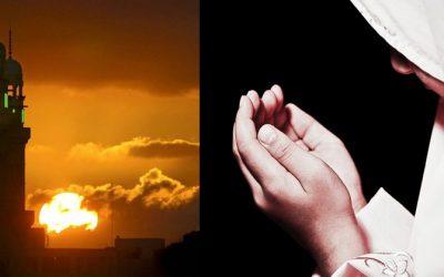 Dahsyatnya Doa Sebelum Berbuka, Tapi Sayang Ramai Yang Abaikannya