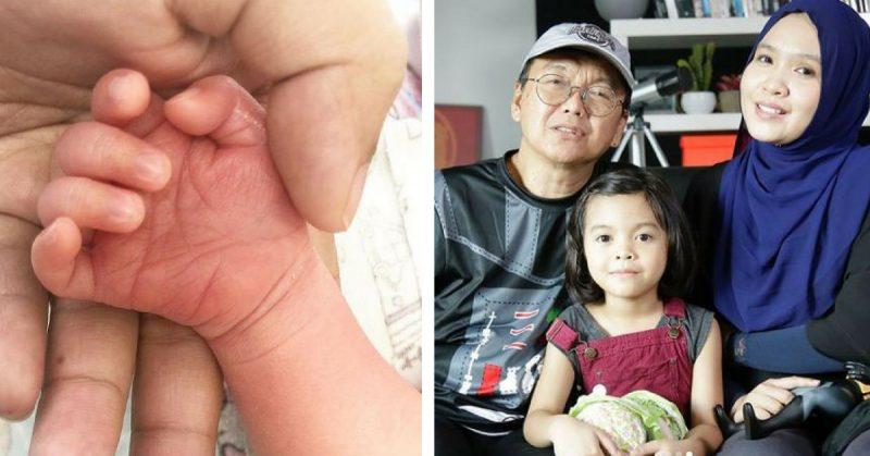 Dapat Baby Merdeka Lagi, Aziz M.Osman Timang Anak Ke-8