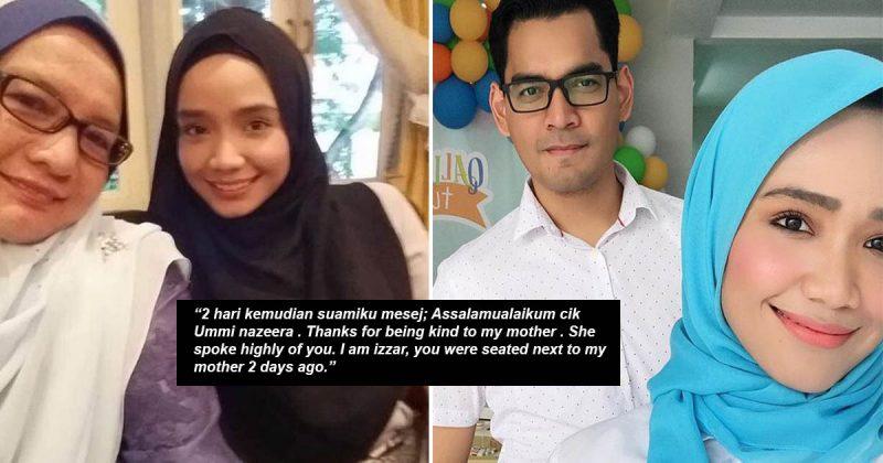 Love Story Yang Sweet, Ummi Nazeera Throwback Perkenalan Dengan Suami. Mak Dapat 'Pingat', Ummi Dapat Jodoh!