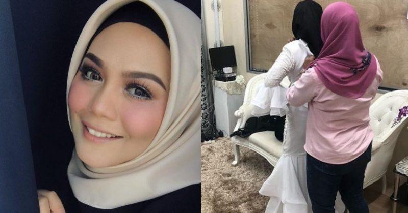 Bersungguh Kuruskan Badan Nak Nampak Cantik Tapi Zulin Aziz Pasrah Tak Jadi Kahwin