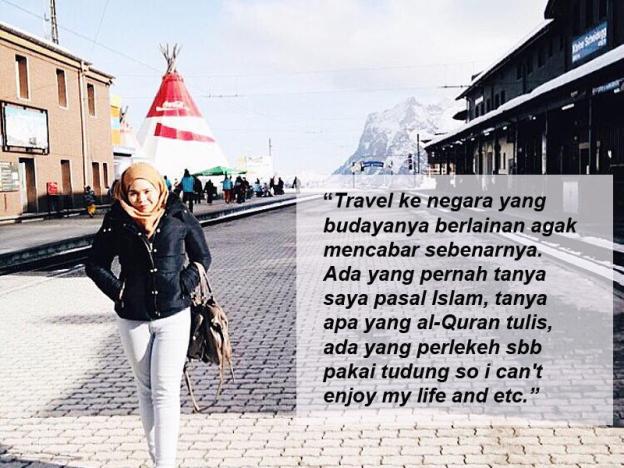 Gadis Ini Kongsi Pengalaman Travel Seorang Diri Ke Eropah Selama Sebulan
