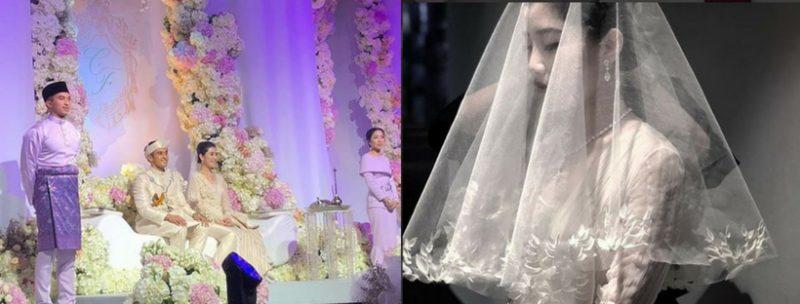 Majlis Resepsi 2 Anak Jutawan Faliq & Chryseis Layak Digelar Wedding Of The Year, Rai Rakan Seluruh Dunia. Wow!
