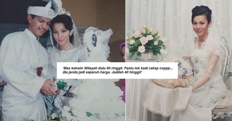 'Pakai Baju Rizalman, Sekarang Kalau Nak Pakai Kena Jual Rumah.' Sambut Anniversary Ke-15, Shiera Buat Throwback Lucu Momen Pernikahannya