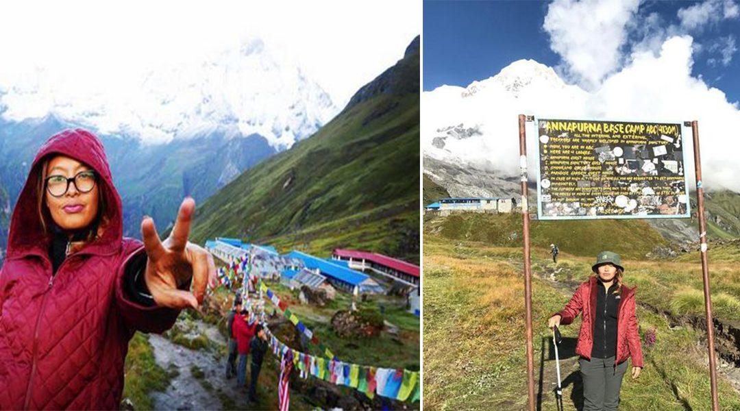 Bukan Hikers, Tak Training Pengalaman Nabila Huda Tawan Annapurna Dalam Masa 4 Hari