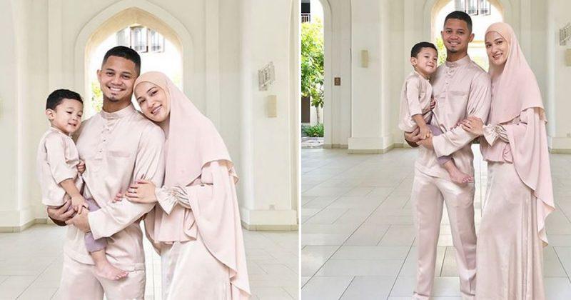 Masya-Allah… Cantiknya! Netizen Puji Penampilan Hanis Zalikha Dengan Khimar