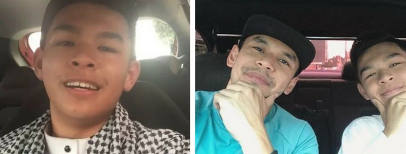 Anak Norman Hakim Buat Syahadah Challenge, Sahut Cabaran PU Amin