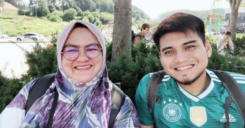 Suami Hafaz Al-Quran, Tampan Pula. Wanita Bijak Ini Nasihat Bahagia Bukan Pada Cantik Je