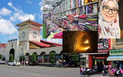 6 Tahun Ulang Alik Ke Vietnam, Peniaga Pakaian Muslimah Ini Turunkan Tip Travel Ke Vietnam Untuk Jimat & Tak Tertipu