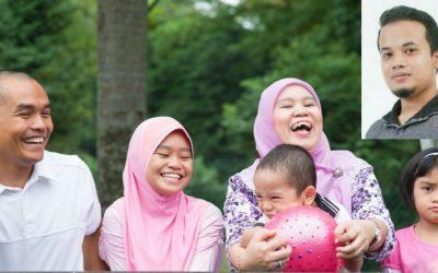 Anak Kuat Meragam, Antara 5 Tanda Ibu Bapa Gagal Kawal Emosi, Perkongsian Dr Taufiq Razif