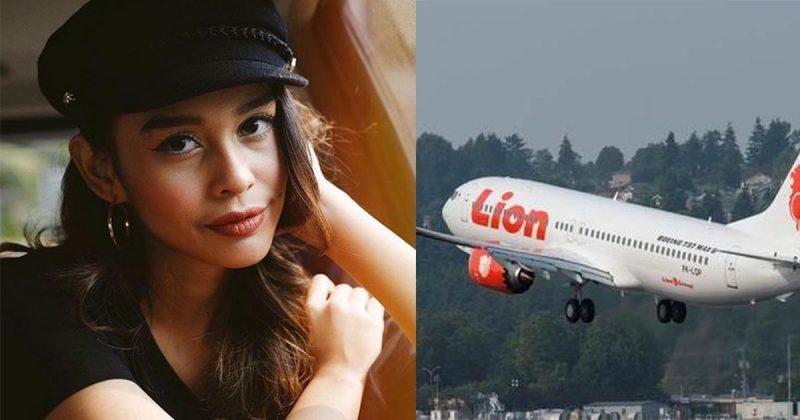 Rasa Lantai Panas, Enjin Mati Beberapa Kali! Pengalaman Pengacara Conchita Menaiki Pesawat Sehari Sebelum Terhempas