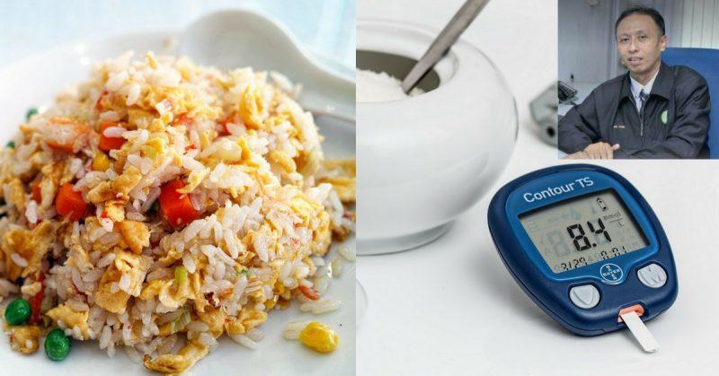 Pesakit Diabetes Wajib Tahu 6 Tip Doktor Ini Sebelum Makan Nasi Untuk Kawal Gula