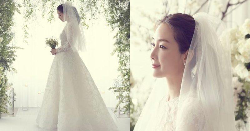 Aktres Drama Winter Sonata, Choi Ji Woo Akhirnya Berkahwin Pada Usia 42 Tahun