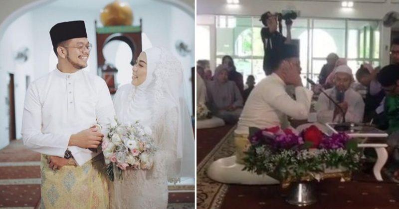 Bacaan Al-Fatihah Sebagai Mahar Pernikahan Tasha Manshahar, Buat Ramai Sebak