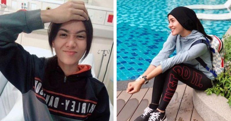 Doa Korang Amat Bermakna, Saya Akan Ingat Sampai Bila Bila, Siti Elizad Jalani Pembedahan Cyst 8 cm, Cuti Sebulan