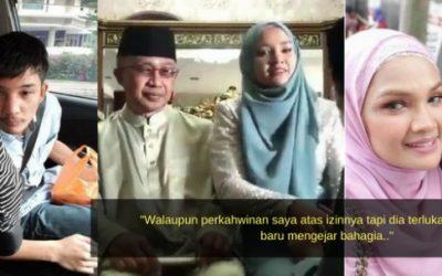 25 Tahun Menumpang Kasih Zarina Zainuddin Imbas Kisah Silam, Dedah Dikahwini Sebab Kesian. Titip Pengajaran Untuk Wanita Yang Bermadu