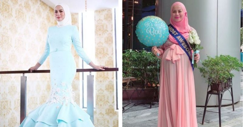 30 Hari Berpantang, Datin Rebecca Nur Al Islam Dapat Kembali Berat Asal 58 Kg. Buktikan Bersalin Caesarean Pun Boleh Kurus