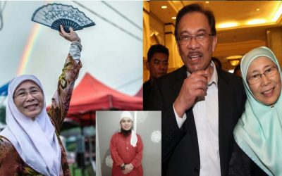 Doa Isteri itu Makbul & Ajaib! Ramadan Ini Suami Kembali Ke Pangkuan Keluarga Datuk Seri Dr. Wan Azizah