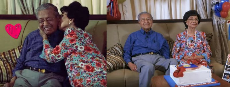 'Saya Takut Kalau Tun M Tiba Tiba Buat Kelakar', Bahaya Tu!' Video Sempena Hari Jadi Tun Dr Mahathir ke-93 Cuit Hati Netizen