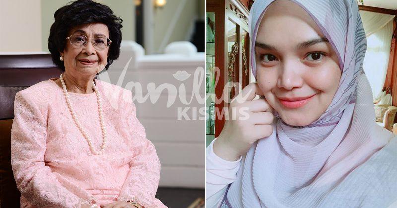 Datuk Seri Siti Nurhaliza & Tun Dr Siti Hasmah, Wanita Paling Dikagumi Di Malaysia!