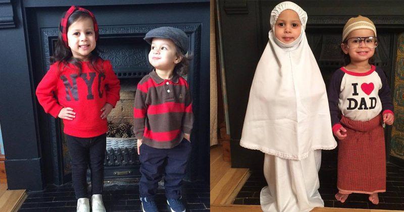 Ramai Kagum Fatimah & Ali Bijak Bercakap, Dua Teknik Yang Dipraktik Ibu Bapa Mereka Boleh Kita Tiru