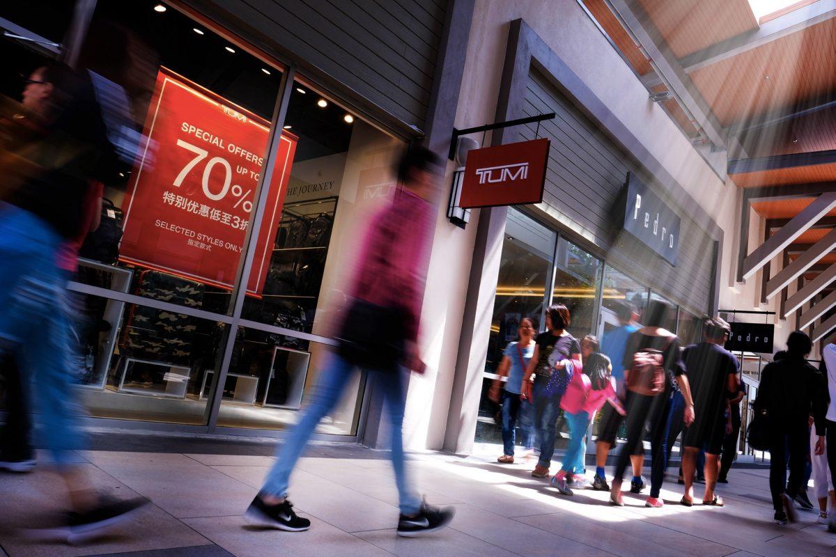 Genting Highlands Premium Outlets Dah Buka, Jom Shopping Sini Pulak!