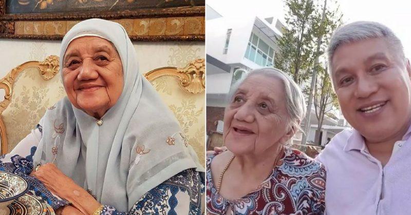 Jaga Orang Tua, Tiap Bulan Bagi Ibu RM3,000, Tanggung Kos Perubatan, Chef Wan Anggap Itu Sebab Rezekinya Murah Sejak Dulu Sampai Sekarang